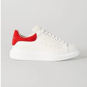 Alexander McQueen相当于美金$409,包税红尾小白鞋