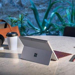 低至7.3折 立省€280黑五价:Microsoft Surface Pro 7 热促 i5+8GB RAM+128GB SSD