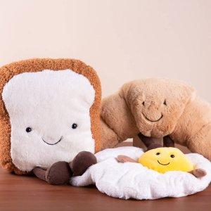 一律8.5折 €9收软萌小海星Jellycat 世界上最柔软的毛绒玩具 温暖你的手 萌化你的心