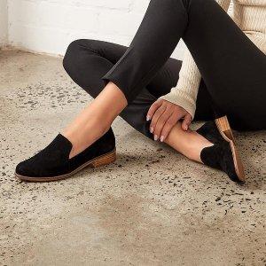 低至6折 封面款小皮鞋$150Myer 百搭平底鞋再降价 多款乐福鞋$45起收 日常出街超好穿