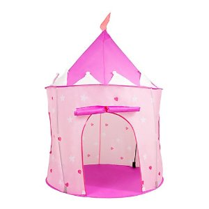 Princess Castle Pink Play Tent by Hey! Play!