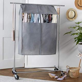 $4.93AmazonBasics Wardrobe Storage Bag with Zipper