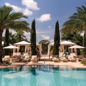 $1816起 位于迪士尼世界度假区7晚奥兰多暑期旺季旅行 入住5星级四季酒店+往返机票