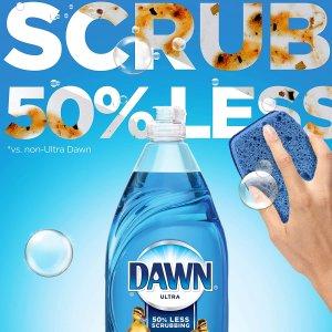 $9.97(Canadian Tire$12.49)Dawn Ultra 洗碗液 补充装 2.66升 轻松去除油污、不含磷酸盐