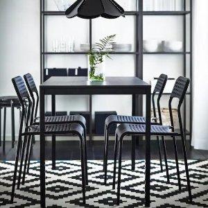 8.5折 $30收封面长方餐桌IKEA 餐桌椅等促销热卖 打造优雅精致的餐桌生活