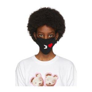 Marc Jacobs印花口罩 3只装