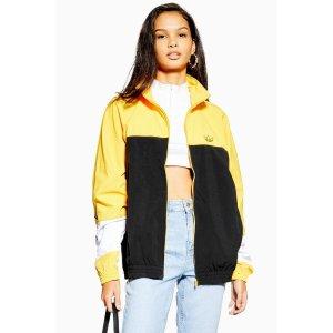 TopshopColour Block Jacket by adidas 外套