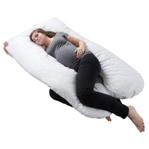 $24.99史低价:Bluestone 孕妇U型身体枕,美亚销量冠军