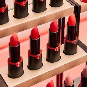 20% off All Orders+Free GiftsDealmoon Exclusive: Giorgio Armani Beauty Lip Products Sale