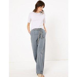 M&S Collection阔腿裤