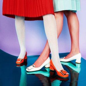 无门槛7折独家:TESSABIT 美鞋专区,菲拉格慕蝴蝶结$387起,颜色多款