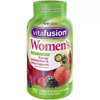 Vitafusion 女士综合维生素