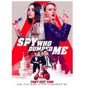 FreeThe spy who dumped me