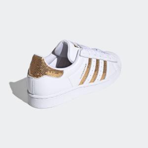 $130包邮上新:adidas Superstar 布灵布灵的贝壳头女鞋 凡学美 盘它