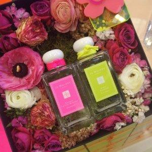 $140+免邮上新:Jo Malone 新款限定 Blossom Girls花香系列香水