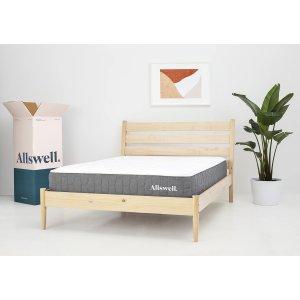 Allswell全新超硬床垫Full