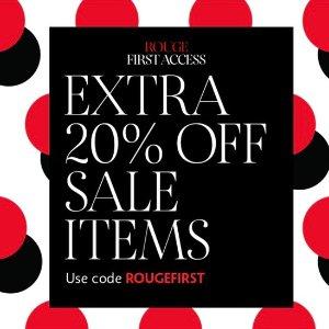 Enjoy 20% offBeauty Sale @ Sephora.com