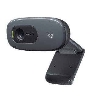 $34.98(原价$39.99)Logitech 罗技 C270 720p高清摄像头