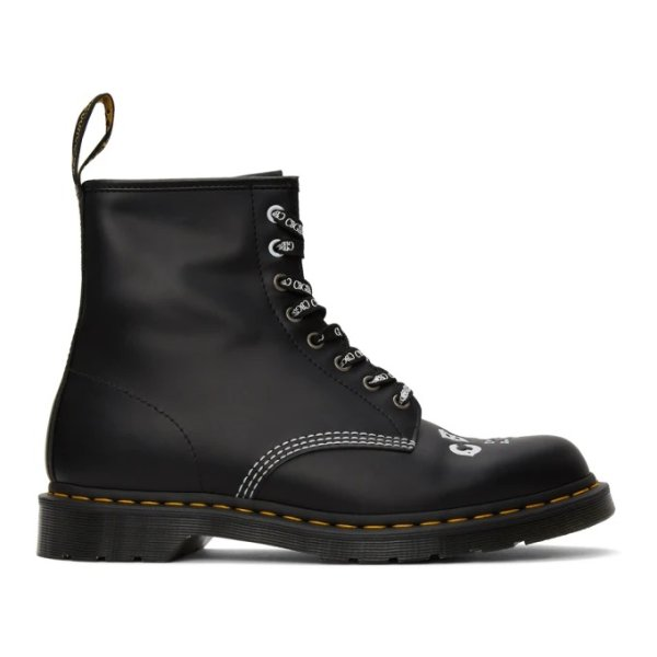 X CBGB联名马丁靴