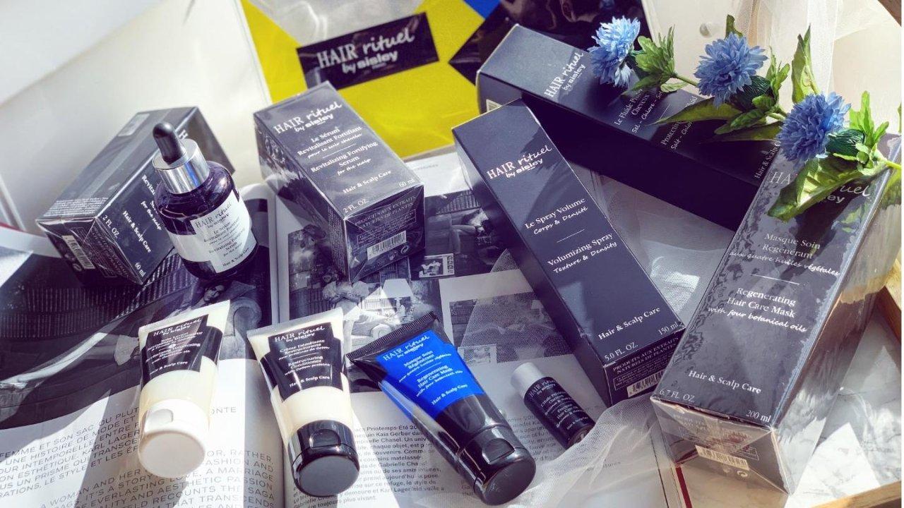 Sisley Hair Rituel|奢宠护发新体验