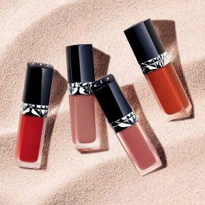 仅£32上新:Dior 新版小黑盖唇釉上新 口罩晕妆克星来啦