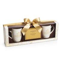 Godiva 热可可+马克杯金带礼品套装,