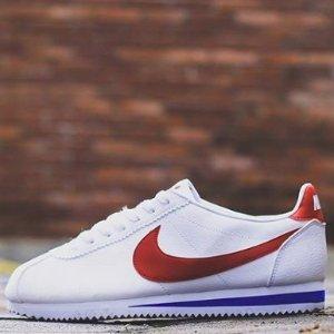 低至7折 £33收粉色大童款Nike英国官网 精选Classic Cortez系列运动鞋大促