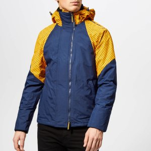 $89(原价$148)Superdry 极度干燥 Arctic Intron 男士连帽防风外套