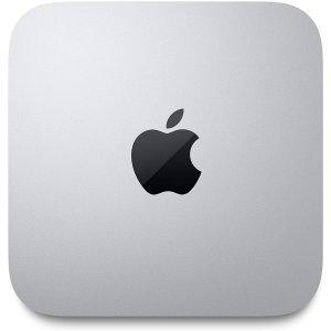 $599.99 史低价包邮Apple 苹果芯款 Mac mini 迷你台式机 (M1, 8GB, 256GB)