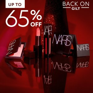 Up to 65% OffGilt Nars Makeup Products Sale