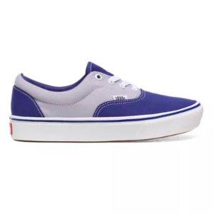 Vans香芋紫帆布鞋