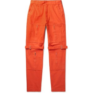 AMBUSH®橘色休闲裤