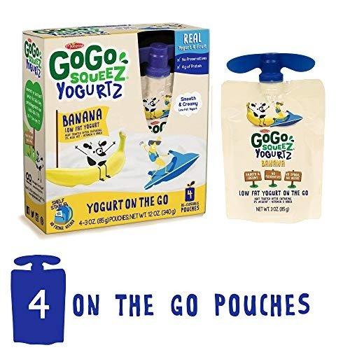 酸奶 香蕉口味 4袋装