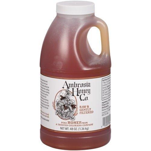 Ambrosia Honey Co. 蜂蜜, 48 oz
