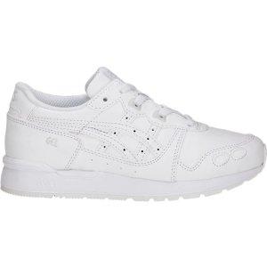 AsicsUnisex GEL-LYTE PS 纯白运动鞋