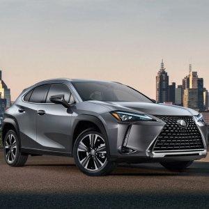 都市白领的精致选择2019 Lexus UX 小型豪华SUV