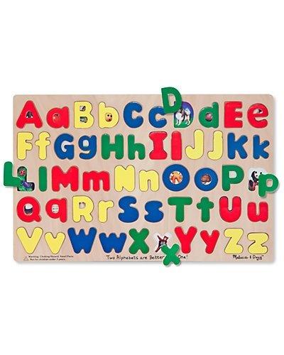 字母大小写认知工具