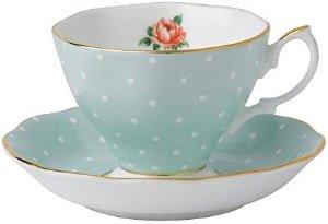 $16.79 (原价$40)Royal Albert 玫瑰骨瓷茶壶套装