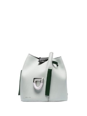 Danse Lente light-green Josh leather shoulder bag $507 - Buy Online SS19 - Quick Shipping, Price