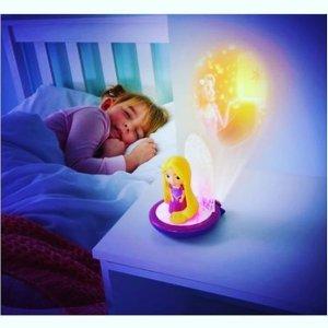 $19收3D米奇Disney 儿童小夜灯特价  封面3合1投影款$26