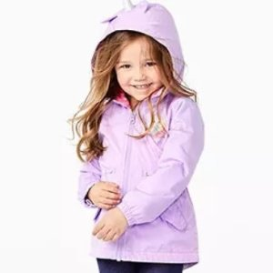 Up to 50% Off + Extra 25% Off $50+ or Spend Fun CashCarter's Kids Jackets & Outerwear