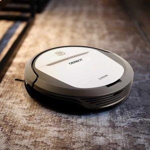 $164.2吸尘拖地多合一史低价:ECOVACS DEEBOT M80 Pro 智能清洁机器人
