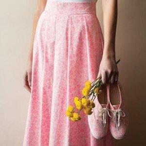 额外8.5折 $51收马卡龙色最后一天:Keds 春天的色彩 郑秀晶、霉霉都爱 $64收彩虹小白鞋