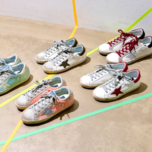 Up to 50% Off Golden Goose Deluxe Brand @ Farfetch