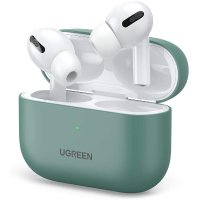 UGREEN AirPods Pro 专用绿色保护壳