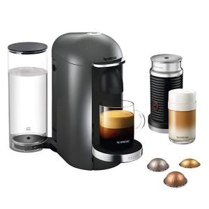 史低价:Nespresso 经典胶囊咖啡机闪购 还赠50粒胶囊