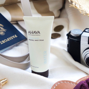 Free Body Lotion $ Dry Oil Body Mistwith Orders $75+ @ AHAVA