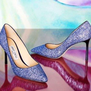 每满$200立减$50 水晶鞋圆公主梦Jimmy Choo 女士高跟、平底、凉鞋等