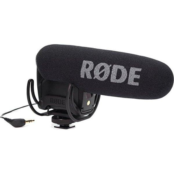Rode VideoMic Pro R 单反机顶麦克风