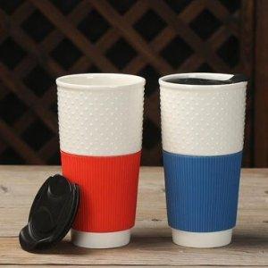 $5Mainstays Travel Mugs Set of 2